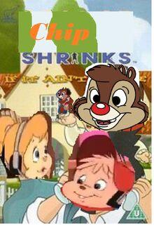 Chip shrinks