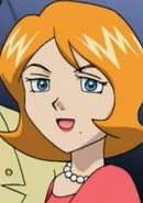 Linsey Thorndyke in Sonic X