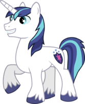 My Little Pony Shining Armor