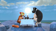 Lemur Romantic Dinner