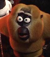 Monkey in Kung Fu Panda 2