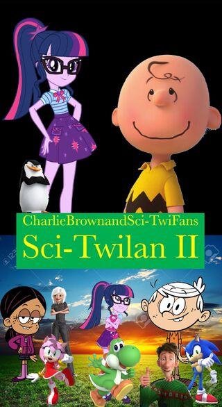 Sci-Twilan 2 (2004; Movie Poster)