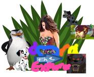 Selena Gomez The Explorer Logo