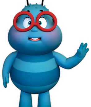 Barry the Fly (Maya the Bee)