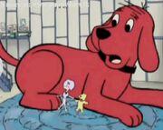 Clifford, Cleo and T-Bone Screamed