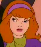 Daphne Blake in Johnny Bravo
