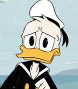 Donald Duck in the 2017 Series