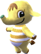 Eloise the Elephant (Animal Crossing)