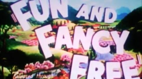 Fun and Fancy Free (Justin Bonesteel Style) Trailer
