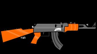 Gun from Object Mayhem