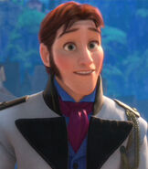 Hans in Frozen