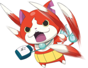 Jibanyan movie artwork