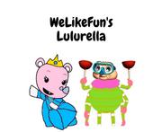 Lulurella Logo