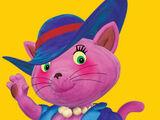 Miss Pink Cat