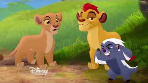 The KionBob LionPants Movie