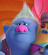 Biggie in Trolls Holiday