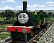 Emily CGI