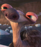 Granny in Ice Age- Continental Drift