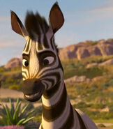 Khumba the Zebra