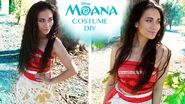MaxresdefaultDisney's Moana Costume Tutorial DIY & No Sew
