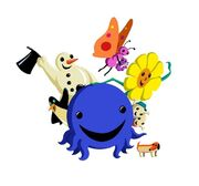 Oswald and Friends as Chris