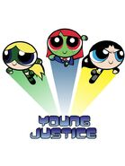 Powerpuff Young Justice