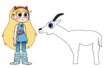 Star meets Mountain Goat