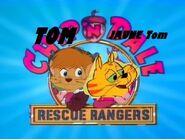 Tom and Jaune Tom Rescue Rangers