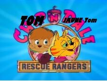 Tom and Jaune Tom Rescue Rangers