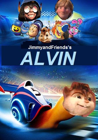 Alvin turbo the parody wiki fandom powered by wikia alvin is turbo voltagebd Gallery