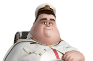 Captain B. McCrea