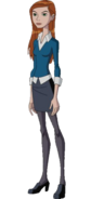 Gwen Tennyson - ben-10-alien-force photo