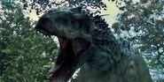 I rex running