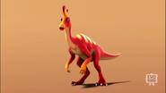 Lambeosaurus DT