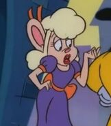 Pearl Pureheart in Mighty Mouse