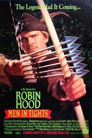 RobinHoodMeninTights Poster