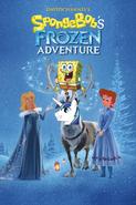 Spongebob's Frozen Adventure (Davidchannel's Version) Poster