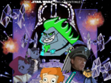 Star Wars Episode 5: The Empire Strikes Back (TheLastDisneyToon's Style)
