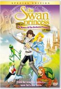 The Swan Princess 3 The Mystery of the Enchanted Treasure (1998)