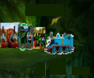Thomas 2 - The Great Escape! - Thomas promises to bring Percy back to the kids