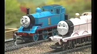 Thomas the tanked up engine
