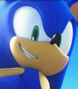 Sonic in Sonic Lost World (2010)