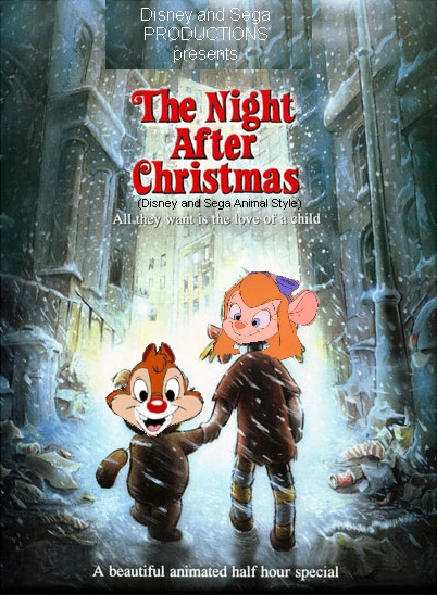The Night After Christmas (Disney and Sega Animal Style) | The ...