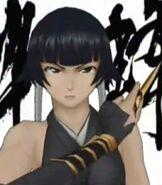 Soi Fon in Bleach Shattered Blade