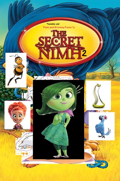 The Secret of NIMH 2!