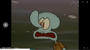 Windy Squidward