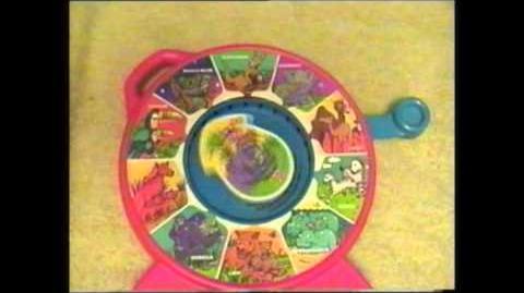 """""""Li'l Zoo Pals"""" See 'n Say Talking Toy"""