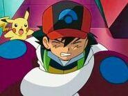 Ash got caught by Drapion