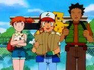 Ash got the groceries