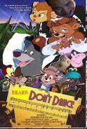 Bears Don't Dance (TheBluesRockz) baloo rebecca )